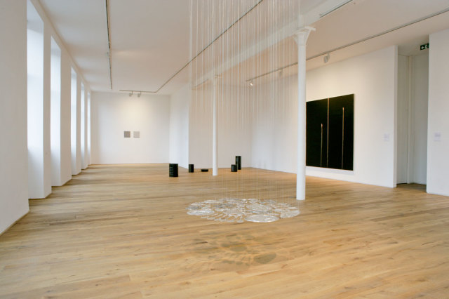 Sometimes Making Something Leads to Nothing - Installation View